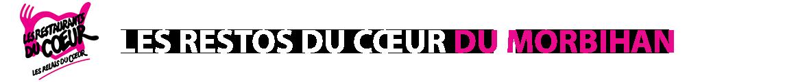 Les Restos du Cœur du Morbihan Logo